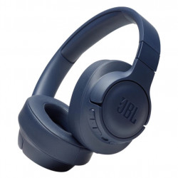 Casti JBL TUNE 750, Active Noise Cancelling, Pure Bass, Hands-Free & Voice Control, Multi-Point Connection, Blue