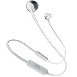 Casti Wireless Tune T205BT Argintiu