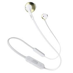 Casti Wireless Tune T205BT Auriu