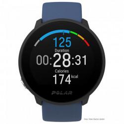 Ceas smartwatch Polar Unite, albastru , marime S-L