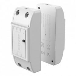 Comutator/Releu inteligent WiFi BlitzWolf BW-SS4 2200W, DIY (2 canale)