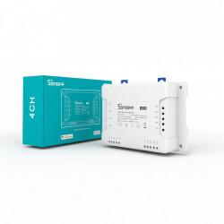 Comutator/Releu WiFi inteligent 4 canale Sonoff 4CHR3 (model NOU)
