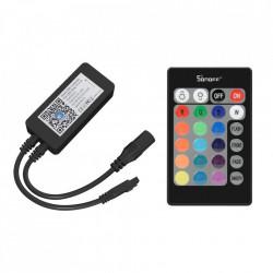 Controler Wi-Fi inteligent Sonoff Spider Z pentru banda LED cu telecomanda