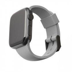 Curea silicon UAG U Silicone Strap Apple Watch 44/42 mm grey