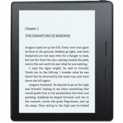 Ebook Reader Kindle Oasis, waterproof, 7 inci display, 300 ppi, Audible, 32 GB , Gri