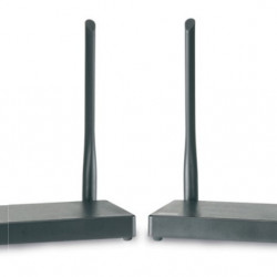 Extender HDMI TV Anywhere Wireless HD 1080p, MARMITEK 08331, acopera toata casa