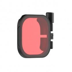 Filtru PolarPro Red pentru GoPro Hero 8 Black