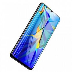 Folie protectie din sticla curbata Baseus 0.3mm pentru Huawei P30