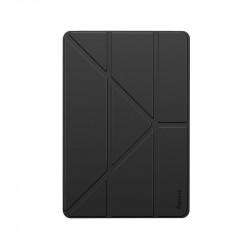 Husa Baseus din piele pentru iPad 2019 (10.2 inch) - Negru