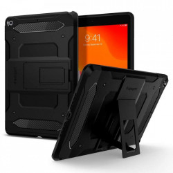 Husa Ipad 10.2 2019, Spigen Tough Armor Tech Black