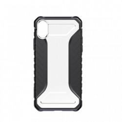 Husa protectie antisock, Baseus Michelin, pentru iPhone XS Max, negru