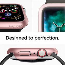 Husa protectoare Spigen Thin Fit Apple Watch 4/5 (40MM) Rose Gold