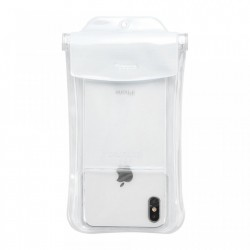 Husa protectoare telefon Baseus Safe Airbag Waterproof , alba