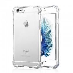 Husa telefon cu margini intarite MSV pentru iPhone 7/8 transparenta