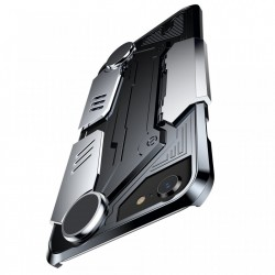 Husa telefon gamepad, Baseus Gamer, pentru Iphone 7/8, cu functie stand, gri