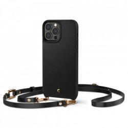 Husa telefon SPIGEN CYRILL CLASSIC CHARM pentru IPHONE 13 PRO MAX BLACK