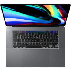 "Laptop Apple MacBook Pro 16"" Touch Bar, procesor Intel® Core™ i7 2.60 GHz, 16GB, 512GB SSD, Radeon Pro 5300M 4GB, Space Grey, INT KB"