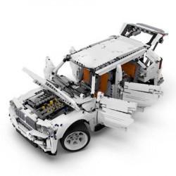 Masina de jucarie Double Eagle C61007W G5 Off-Road 4x4 din blocuri lego