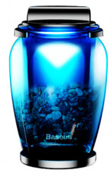 Odorizant auto Zeolite , Baseus, albastru
