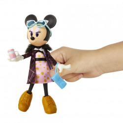 Papusa Minnie Mouse cafea cu lapte