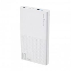 POWER BANK QC SERIOUX 10000 WHITE
