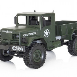 RC Funtek CR4 1:16 model 4WD verde