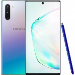 SAMSUNG Galaxy Note 10 Plus Dual Sim 256GB LTE 4G Aura Glow Snapdragon 12GB RAM