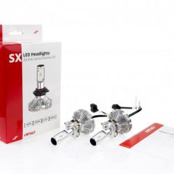 Set becuri LED H7-1 SX Series AMiO