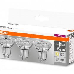 SET DE 3X SPOT LED OSRAM 4058075818392