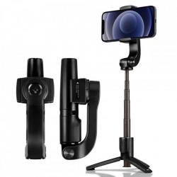 Spigen S610w Gimbal Wireless Selfie Stick Negru