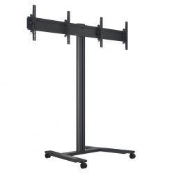 "Stand TV Dual Multibrackets 5358, 40""-60"", 2 x 50kg, Negru"