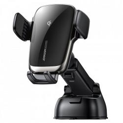 Suport auto cu incarcare wireless, prindere pe bord, Joyroom 15W (JR-ZS248)