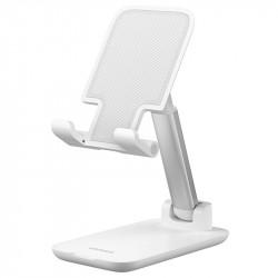 Suport pentru telefon retractabil Ugreen alb (LP373)