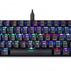 Tastatura mecanica Motospeed K61 RGB