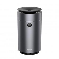 Umidificator/purificator aer, Baseus acasa,birou,masina 75 ml gri (DHSG-0G)
