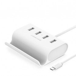 USB-C HUB către USB-A 2.0 UGREEN cu 4 porturi