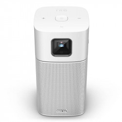 Videoproiector portabil BENQ GV1, WVGA 854 x 480, 200 lumeni, contrast 100.000:1