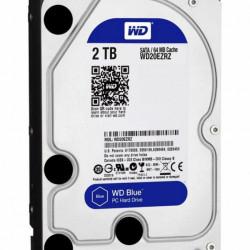 WD HDD3.5 2TB SATA WD20EZRZ