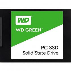 WD SSD 480GB GREEN 2.5 SATA3 WDS480G2G0A