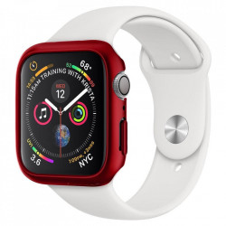 Husa protectoare Spigen Thin Fit Apple Watch 4/5 (44MM) - rosu