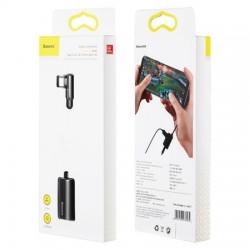 Adaptor Premium Baseus L45 Type C to Jack 3.5mm