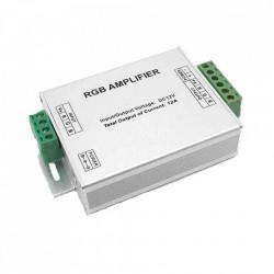 Amplificator banda LED RGB, 12V, 144W, 12A