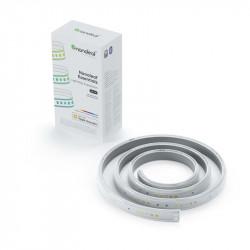 Banda extindere de 1 metru pentru Nanoleaf Essentials Lightstrip Starter Kit, control vocal, WiFi, RGB