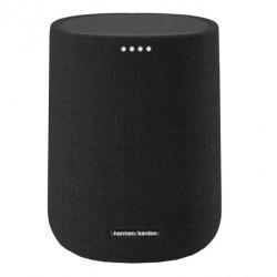 Boxa inteligenta Harman Kardon Citation One MKII, Asistent vocal, Wi-Fi, Bluetooth, Chromecast, Airplay, Negru