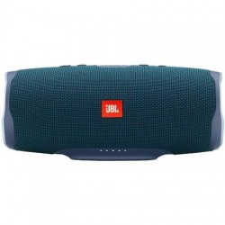 Boxa portabila JBL CHARGE4, BASS Radiator, Bluetooth, Connect+, USB, Powerbank 7500mAh, Rezistenta la apa IPX7, Albastru