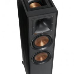 Boxe de podea cu Atmos Klipsch R-625FA, negru