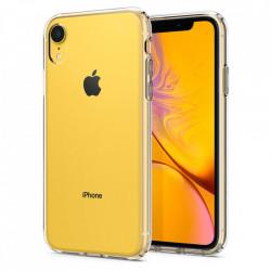 Bumper iPhone XR Spigen Liquid Crystal - Clear