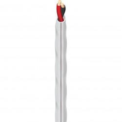 Cablu boxe Audioquest SLiP-DB 16/2, conductor cupru LGC, alb - rola de 15.2 m la cutie