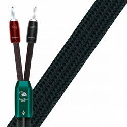 Cablu de boxe High-End Audioquest Robin Hood ZERO (DBS Carbon) 3m