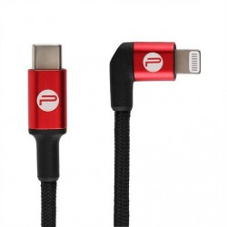 Cablu de date certificat MFI , USB-C la Lightning 650mm PGYTECH (P-GM-123)